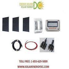 <b>Solar</b> Panel <b>KIT Panneau Solaire</b> 40A MPPT Charger 480 W Mono ...
