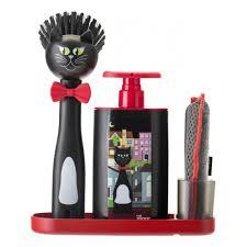 Набор для мытья посуды <b>VIGAR</b> (<b>Щетка</b> для посуды, дозатор ...