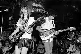 <b>Sonic Youth</b>, CBGB, <b>NYC</b>, 1986 | Ebet Roberts