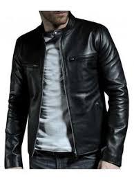 Handmade Black <b>Fashion</b> Jackets, Men's <b>Simple Biker</b> Jackets ...