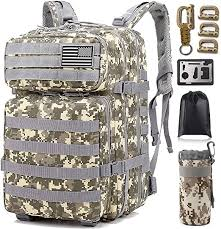 Military Tactical Backpack, Monoki Army 3 Day ... - Amazon.com