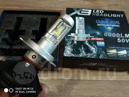 <b>Лампы</b> светодиодные LED, Яркие, H11/HB4/<b>HB3</b>/H7/H4 50W ...