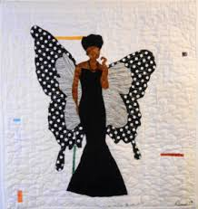 <b>Black Butterfly</b> - O.B.A. Quilts