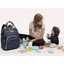 <b>Lequeen diaper bag backpack</b> for mom and <b>baby</b> maternity multi ...