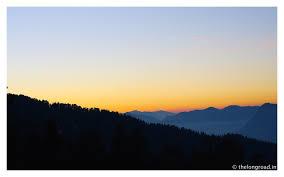 kedarkantha trek a photo essay of winter trek to himalaya part  view of himalayas