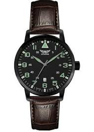 <b>Часы Aviator V</b>.<b>1.11.5.038.4</b> - купить <b>мужские</b> наручные часы <b>в</b> ...