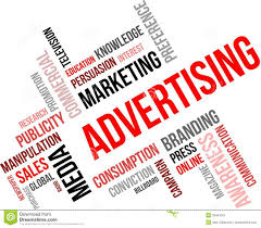 word cloud advertising stock image image  word cloud advertising