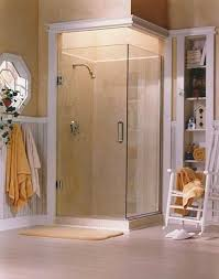bathroom ideas corner shower design: corner shower enclosure modern bathroom glass shower designs