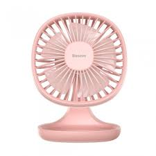 <b>Baseus Pudding</b>-<b>Shaped Fan</b> pink   <b>Вентиляторы Baseus</b>
