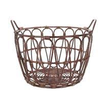 <b>Корзина</b> для белья <b>Rattan grand</b> mexico medium brown <b>купить</b> с ...