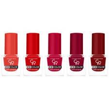 <b>Лак для ногтей Golden</b> Rose ICE COLOR mini | Отзывы покупателей
