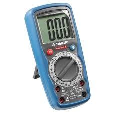 Стоит ли покупать <b>Мультиметр</b> цифровой <b>ЗУБР PRO</b>-<b>815</b>-<b>T</b> ...