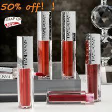 <b>HANDAIYAN 12 Colors</b> Lip Gloss Matte Lasting <b>Moisturizing</b> Lipstick ...