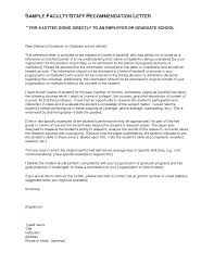 student letter of recommendation letter format 2017 student recommendation