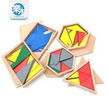 <b>New Wooden Baby</b> Toy <b>Montessori</b> Shapes Sorting Puzzle ...