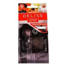 Купить <b>Ароматизатор</b> картонный для <b>автомобиля</b> «Deliss» - <b>Joy</b> ...