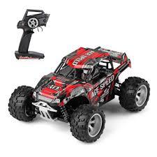 <b>Радиоуправляемый монстр WL Toys</b> 4WD RTR - WLT-18404 ...