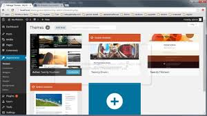 Photoshop PSD to WordPress Website Theme Plugin - YouTube