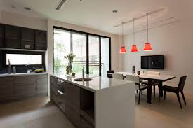 Small Kitchen Dining Room White Bright Small Kitchen Color Small Kitchen Dining Room