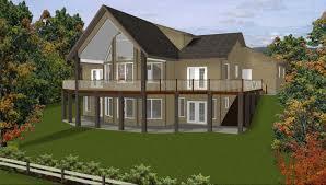 Walkout Basement Floor Plans Ideas   New Basement IdeasImage of  Ranch With Walkout Basement Floor Plans