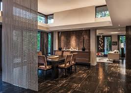 size dining room contemporary counter: beaded curtain panels dining room contemporary with chain curtain wooden standard height dining tables