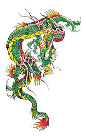Chinese dragon photo 3475744-1