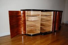 art deco bedroom furniture waterfall dresser mirror nightstand art deco furniture cabinet