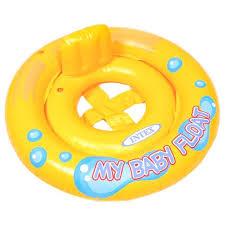 <b>Надувной круг Intex My</b> Baby Float 59574 - купить , скидки, цена ...