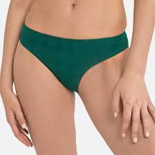 <b>Плавки</b> от купальника, форма бикини зеленый <b>La Redoute</b> ...