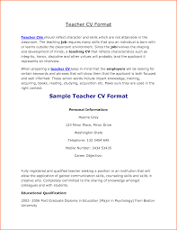 resume format teaching profession resume pdf resume format teaching profession 7 teachers resume samples and formats now cv format for teaching