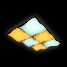 <b>Светильник Ambrella</b> Parus <b>FP2356</b> WH 192W - интернет ...