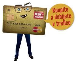 Výsledek obrázku pro blesk peněženka karta
