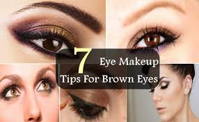 majority of people have brown eyes and it is the most mon eye color if you have brown eyes you will feel that doing eye makeup is not that easy use