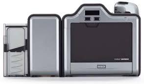 <b>Fargo HDP5000</b> Dual Sided Retransfer ID Card Printer