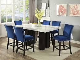 Camilla <b>Five Piece</b> Counter Height <b>Dining Set</b> | Walker Furniture ...