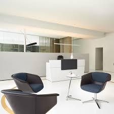 modern office lounge furniture. sweetspot laptop table and lounge chairs in reception modern office furniture