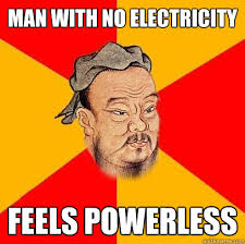 Confucius says memes   quickmeme via Relatably.com