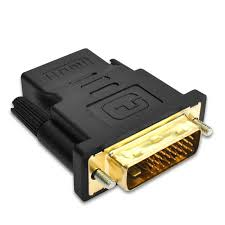 <b>Mostotal DVI 24</b>+1 To HDMI Adapter Cable <b>24k</b> Gold Plated Male to ...