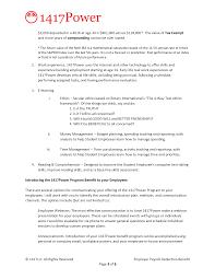 employer proposal left