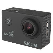 Экшн-<b>камера</b> SJCAM SJ4000 Wi-Fi (черный)