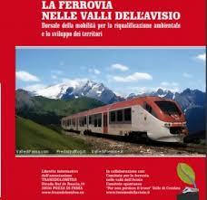 Presentata la petizione popolare sul progetto della Ferrovia dellAvisio
