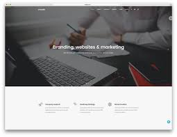 40 best wordpress corporate business themes of 2017 colorlib uncode simple business wordpress website template