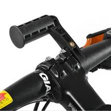 rockbros bicycle handlebar extended bracket multifunction bike light lamp mount bar computer holder frame support extender