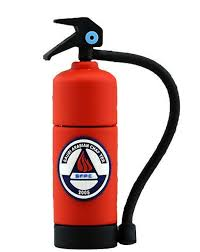 China <b>100</b>% <b>Real Capacity</b> Pen Drive Fire Extinguisher <b>USB</b> Flash ...