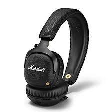 <b>Marshall Mid Bluetooth</b> Wireless On-Ear Headphone, <b>Black</b>