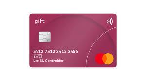 Prepaid Gift Card | Mastercard
