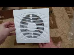 <b>Вытяжные вентиляторы</b> — видеообзоры товаров от покупателей