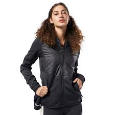Reebok Спортивная <b>куртка</b> Thermowarm Deltapeak <b>Padded</b> ...