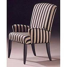 despite cute rounded art deco arms and the sweet favored striped upholstery this thayer coggin 240 dining arm chair did not art deco dining arm