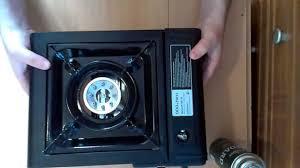 МЕГА обзор и тестирование <b>портативной газовой плиты</b> Дачник ...